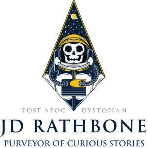 Dystopian Author Logo