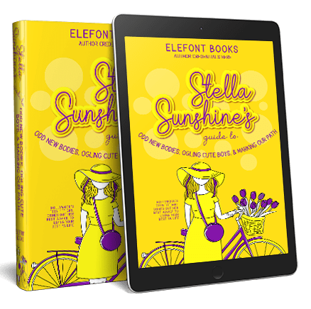 premade ebook cover, YA, young adult, fiction, or self-help non-fiction for pre-teens